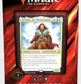 Magic Commander 2019 Mystic Intellect (Preorder, Ships 23 August 2019)