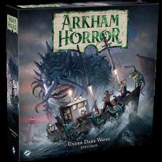 Arkham Horror: Under Dark Waves (Expansion)