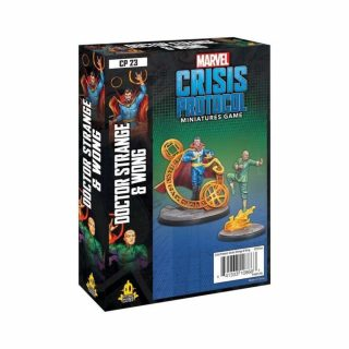 Crisis Protocol - Dr Strange & Wong