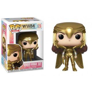 POP! WW84-WONDER WOMAN GOLD ARMOR