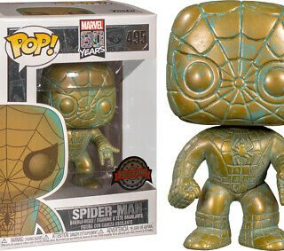 POP! MARVEL 80TH-SPIDER-MAN