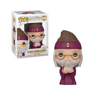POP! HP-DUMBLEDORE W BABY HARRY