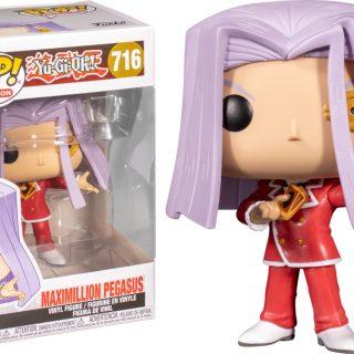 POP! YU-GI-OH MAXIMILLION PEGASUS